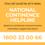 What's involved in a continence assessment? A Continence nurse can help you solve your problem