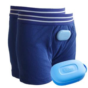 Pjama Sängvätningslarm boxer behandlingsunderbyxor